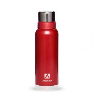 Термос бытовой АРТИКА, 1200 мл, с узким горлом 3,7 см нерж.ст американский дизайн 106-1200