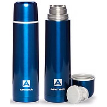 Термос бытовой АРТИКА, 900 мл, с узким горлом 3,7 см нерж.ст американский дизайн 106-900