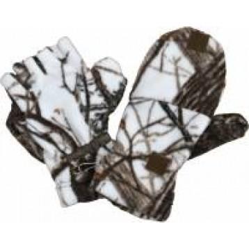 Варежки-перчатки (белый лес,камыш,лес) ХСН 732-2,3,4