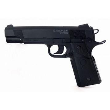 "Пистолет Stalker S1911RD (аналог ""Colt 1911"") к.4,5 мм, метал-плс, 120 м/с ST-12051G"